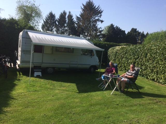 Camper Camping Achterhoek Plaats 13