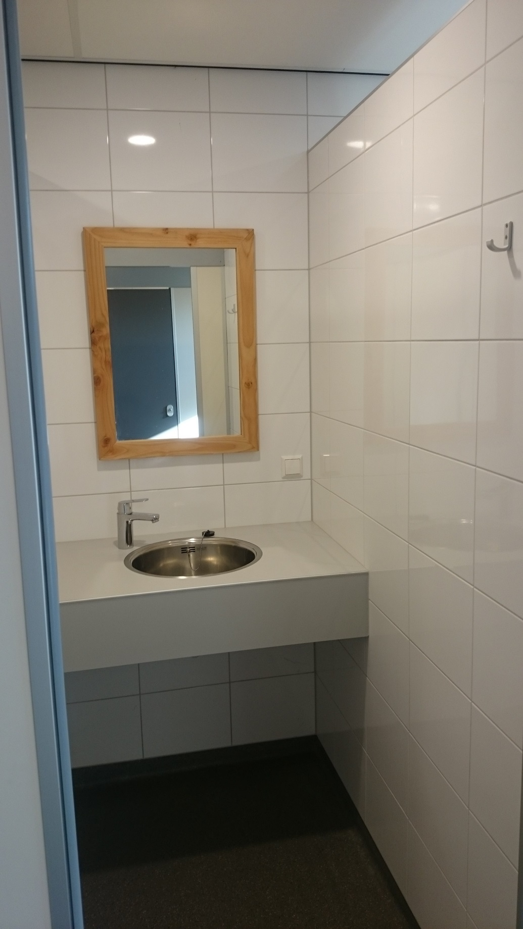 Wascabine - Luxe sanitair op de camping