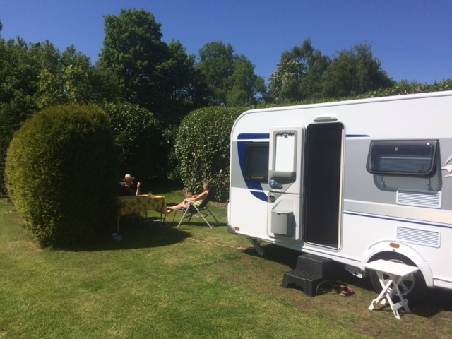 Plaats 15 camping Toeven (2)